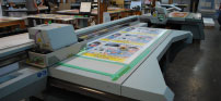 Direct to Substrate Digital Printing